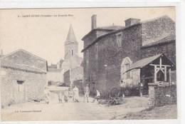 Vendée - Saint-Juire - La Grande Rue - Frankreich