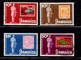 JAMAICA    1979    Death  Centenary  Of  Sir  Rowland  Hill    Set  Of  4    USED - Jamaica (1962-...)