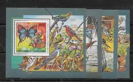 Serie De Togo Nº Yvert 1284/87 ** SETAS (MUSHROOMS) - Togo (1960-...)