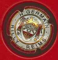 GERMAIN H.  N°21  Lambert Tome 1  177/2  Inscription Rilly-Reims - Germain