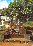 Polynésie Française-îles Marquises La Tombe De Paul Gauguin à ATUONA île De HIVA OA -photo Erwin Christian 326 Tahiti @ - Polynésie Française