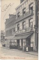Heist - Heyst-sur-Mer - Hôtel Du Littoral - Uitg. F.J. Daix - Lichte Plooitjes Rechterkant - Hotels & Restaurants