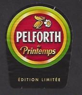 Etiquette De Bière De Printemps -  Brasserie  Pelforth à Lille ?  (59) - Beer