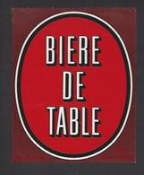 Etiquette De Bière De Table -  Brasserie  Pelforth à Lille   (59) - Beer