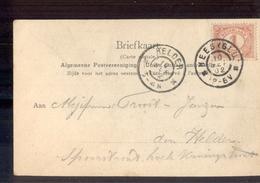 Hees Grootrond Helder - 1902 - Marcofilia