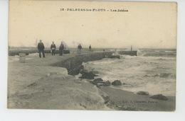 PALAVAS LES FLOTS - Les Jetées - Palavas Les Flots