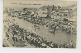 PALAVAS LES FLOTS - Les Joutes - Palavas Les Flots