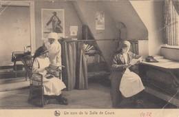 BRUXELLES / BRUSSEL / PALAIS EGMONT / INFIRMIERES VISITEUSES / SALLE DE COURS  1922 - Santé, Hôpitaux