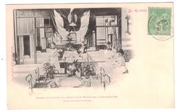 AFRIQUE DU SUD - LA GUERRE AU TRANSVAAL DAMES DU COMITÉ DE L'AMBULANCE FRANÇAISE À JOHANNESBURG SAGE 1901 - Zuid-Afrika