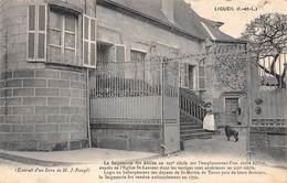 Ligueil           37       La Seigneurie        (voir Scan) - France