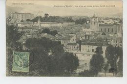 ALES - ALAIS - Panorama - Vue Prise En Pleine éclipse Le 30 Août 1905 - Alès