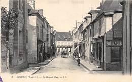Ligueil           37       La  Grande Rue          (voir Scan) - France