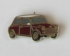 1 Pin's MINI COOPER/BMW - COOPER Signé ATC - BMW