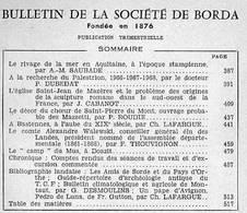 LANDES - B. DE LA SOC. BORDA N°336 - MAZERES, ST PIERRE DU MONT, BASTENNES, COMTE WALEWSKI , CAMP DU MUS A DOAZIT, ETC.. - Aquitaine