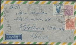 3453  Carta  Aérea  Brasil 1952 - Brazilië