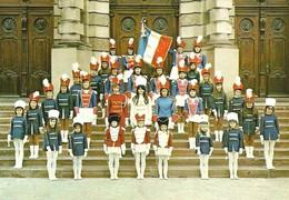 68 - LOGELBACH - CARTE POSTALE DES MAJORETTES - Musique Et Musiciens