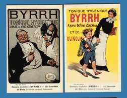 PUBBLICITARIE - BYRRH - TONIQUE HYGIENIQUE.   RIPRODUZIONE. - Publicité