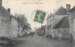 Cussay          37         Route De Ligueil            (voir Scan) - France
