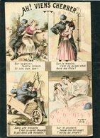 CPA - Illustration - AH ! VIENS CHERRER - Guerra 1914-18