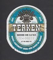 Etiquette De Bière De Luxe   -  Terken -  GBM  à  Roubaix   (59) - Beer