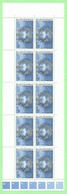 4483  --  SLOVAQUIE - 1999  N°296** F0euille De 10 Timbres  Neuf - Collections, Lots & Séries