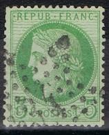 N°53 Etoile 34 Belle Frappe Beau Timbre - 1862 Napoléon III