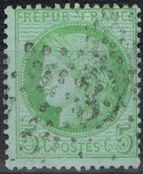 N°53 Etoile 37 Belle Frappe Beau Timbre - 1862 Napoléon III