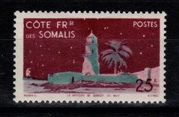 Cote Des Somalis - YV 282 N* (forte) Cote 7 Euros - Nuovi