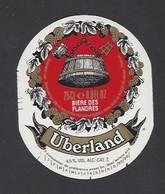 Etiquette De Bière    -  Uberland -   Roubaix   (59) - Beer