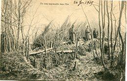 UN COIN IMPRENABLE Dans L' EST  - - Oorlog 1914-18