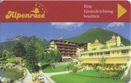 AUSTRIA KEY HOTEL  Alpenrose - Auf Blühen -     Maurach Am Achensee - Hotelkarten