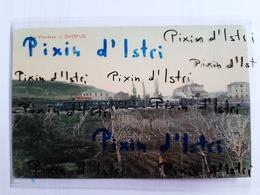 Scoffie - Istria - 1910 - Railway - Bahnhof - Slovenia