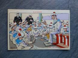 Illustrateur Gervèse, Nos Marins N°80 Le LOTO Ref 888 ; CP01 - Gervese, H.