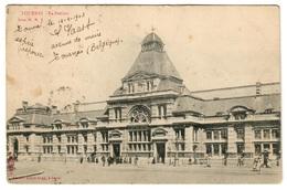 TOURNAI (1903) - La Station - Dos Non Divisé - Tournai