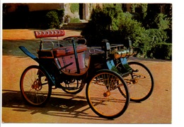 VOITURETTE ROCHET FRERES 1898 - Voitures De Tourisme