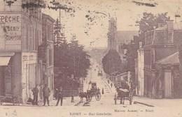 NIORT - DEUX-SÈVRES  -  (79)  -  CPA ANIMÉE 1919. - Niort