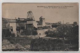 CPA 04 : Houillères De Montrambert Et De La Béraudière - MINES DE SIGONCE - - Francia