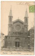 TOURNAI (1905) - Eglise Saint-Joseph - Dos Non Divisé - Tournai