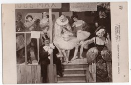 CURIOSITE * SALON 1910* INDOMPTABLES * LUCIEN JONAS * LA PARADE * SALTIMBANQUES * CIRQUE - Famous People