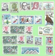 4488  --  SLOVAQUIE - Lot  De  Timbres  Oblitérés - Collections, Lots & Séries