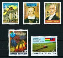 Bolivia Nº 556/8-625A/B Nuevo - Bolivia