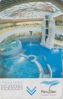 UNGHERIA KEY HOTEL     Mendan Thermal Hotel & Aqualand **** -     Zalakaros - Hotelkarten