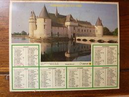 Calendrier, Almanach Des P.T.T. 1985 - Plessis-Bourré - Hameau De La Reine Versailles - Autres