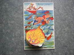 CARTE SYSTEME PHOTOS - BLAINVILLE SUR MER - CHASSE SOUS-MARINE - Blainville Sur Mer