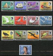 Pitcairn, Yvert YT 38/49A**, Scott 39/51**, SG 36/48**, MNH - Timbres