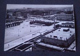 Poland Pologne Polen Warsaw Varsovie Warschau Defilad Square Place Platz 1962 - Poland