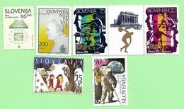 4502  --  SLOVENIE - Lot De Timbres Neufs + Oblitérés - Slovénie