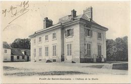 78 Foret DE SAINT GERMAIN CHATEAU DE LA MUETTE 1905 - St. Germain En Laye (castle)