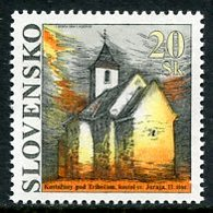 SLOVAKIA 1994 St. George's Church MNH / **.  Michel 205 - Nuevos