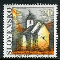 SLOVAKIA 1994 St. George's Church Used.  Michel 205 - Usados